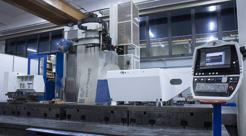 Fresatura CNC: Metalstar 200