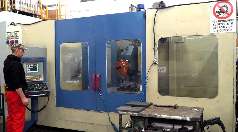 Lavorazione Meccanica CNC: Metalstar 2000