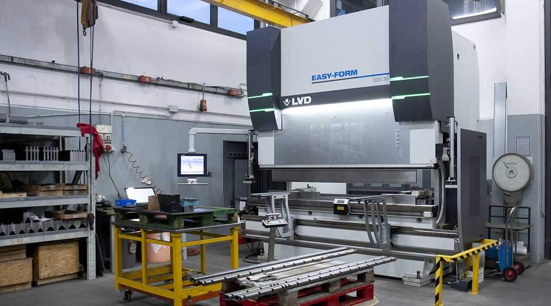 Macchine Piegatrici: Metalstar 2000, Rimini