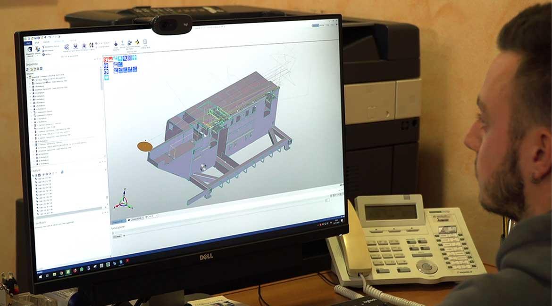 Software CAD CAM 3D: Metalstar 2000