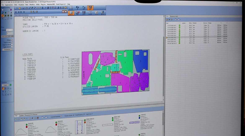 Software Taglio Laser Lamiera: Metalstar 2000