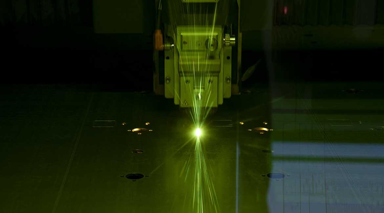 Taglio Laser Lamiera: Metalstar 2000